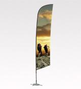 Flying Banner P